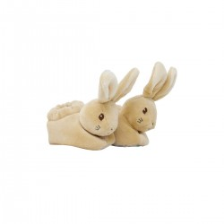 Chaussons hochets Pierre Lapin Original Peluches Pierre Lapin