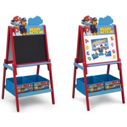 Pat Patrouille chevalet double face Mobilier Delta Children