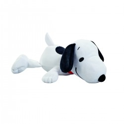 Snoopy peluche couchée 25cm Peluches snoopy