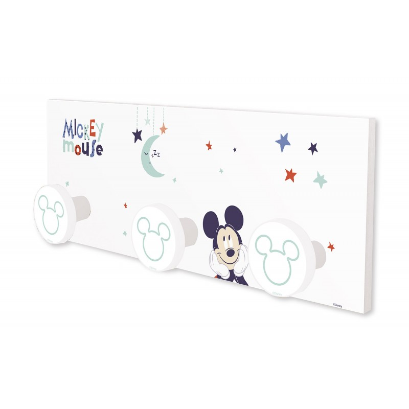 Porte manteau mural Disney Baby Mickey Anciennes Collection