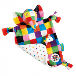 Doudou Elmer Anciennes Collection Elmer